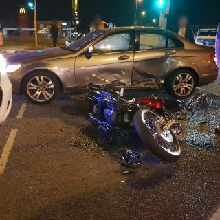 Gauteng: At 18H22 Saturday night Netcare 911 responded to reports of a collision… 59468880 2293746343979822 486928409511854080 o 320x320