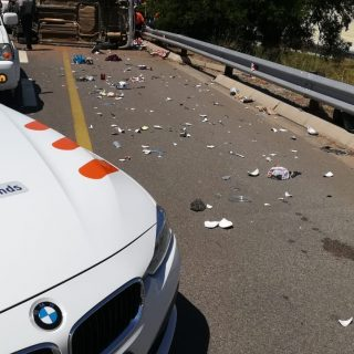 Gauteng: At 14H53 Sunday afternoon Netcare 911 responded to reports of a serious… 59473935 2295612267126563 665180637606445056 o 320x320