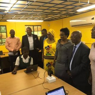 The Deputy Minister of Transport, Ms Sindisiwe Chikunga together with Advocate M… 59692256 2193799824035463 3073138431312789504 n 320x320