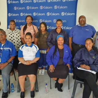 #EskomKZN paid a visit to Khulisani, an accredited training provider located in … 59727035 2802849313075128 2250960285017833472 n 320x320