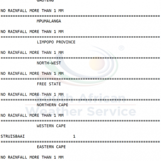 24 hour #rainfall measured at 8:00 this morning. 59999936 1016689988534324 763572737720451072 n 320x320