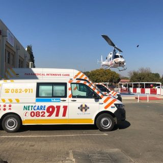 Gauteng Helicopter Emergency Medical Services: Netcare 2 a specialised helicopte… 60010565 2306154332739023 2291339909677449216 o 320x320