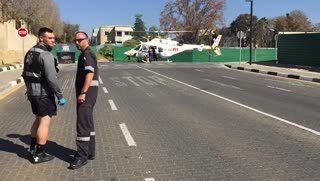 《Sandton》 Emer-G-Med responded to a shooting in Sandton. Alongside Netcare911cre… 60093735 678551382615095 3282645561622134784 n 320x181