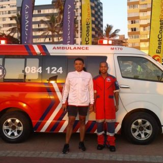 The ER24 Specialised Medical Services Department (SMSD) were the proud medical p… 60631749 2304677036260314 4739262962483593216 o 320x320