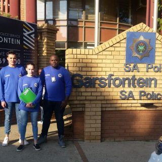 Some of our team members are in Pretoria today!  Fraud cases were opened at Gars… 60644374 2471164619581597 1085605507219062784 o 320x320