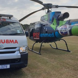 22 May 2019  HEMS activation – Cardiac Emergency   Earlier this afternoon IPSS M… 60677115 2812763615465587 4984740877688635392 o 320x320