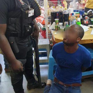 Armed Robbery Suspect Arrested:  Verulam – KwaZulu-Natal   Members of Reaction U… 60851226 2486916551326924 5086834857359704064 n 320x320
