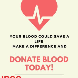 Blood drive at IPSS Medical Rescue (Unit 7, WOW park, 2 Gourly road, Ballito) to… 60865155 2818995441509071 2789135728909484032 o 320x320