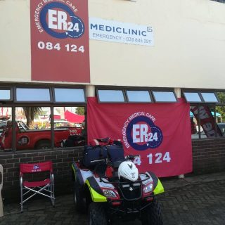 The ER24 Specialised Medical Services Department (SMSD), together with the opera… 60901549 2313039425424075 8059387241954279424 o 320x320
