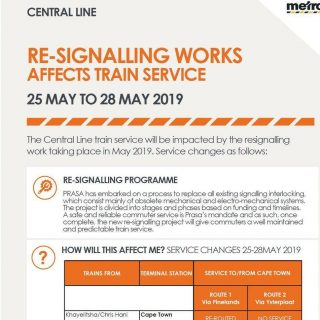 Planned Re-signalling works: Note #CentralLineCT service changes: 25-28 May 2019 60972335 3272445862780977 3438406205628743680 o 320x320