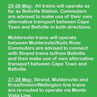 #NorthernLineCT : Planned re-signalling works (25-28 May 2019).  Note service c… 61045424 3263751580317072 6562413851638235136 o 320x320