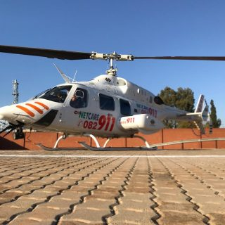 Gauteng Helicopter Emergency Medical Services: Netcare 3 a specialised helicopte… 61205368 2333009236720199 2591043273053175808 o 320x320