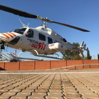 Gauteng Helicopter Emergency Medical Services: Netcare 2 a specialised helicopte… 61214300 2326202330734223 2313170098866618368 o 320x320
