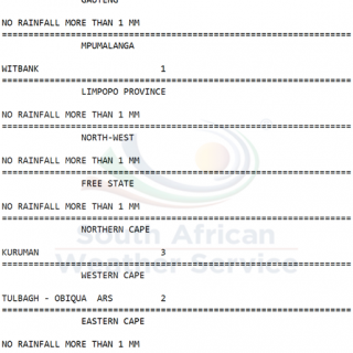 24 hour #rainfall measured at 8:00 this morning.   How much did you measure? 61534125 1024346514435338 3401575976302280704 n 320x320