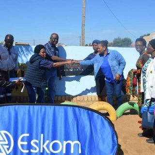#EskomLimpopo : As part of our CSI programme, the Eskom Foundation refurbished p… 61635757 2845847908775268 6615916688741236736 n 320x320
