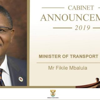 We welcome the Minister and Deputy Minister to the Transport family. 61785670 2236715369743908 3794725759180865536 o 320x320