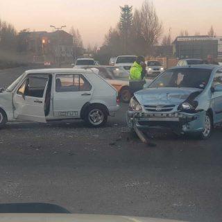 [BRAKPAN] – Five left injured in two-vehicle collision. – ER24 BRAKPAN     Five left injured in two vehicle collision 320x320