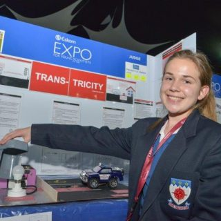 SA young scientists to compete in global stage Keira van Niekerk 320x320