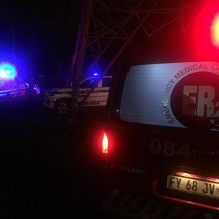 [PIETERMARITZBURG] – Car crashes into river leaving one dead, five injured. – ER24 PIETERMARITZBURG     Car crashes into river leaving one dead five injured 320x320