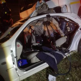 [MEYERTON] Three people, including six-month-old, seriously injured in R59 collision – ER24 R59 3 320x320