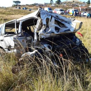 [TAYLORS HALT] Two dead, three injured in single vehicle rollover – ER24 WhatsApp Image 2019 05 26 at 13