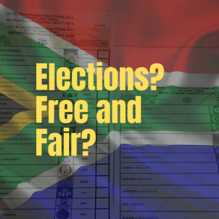 SA elections free and fair? Have your say now elections free and fair 320x320