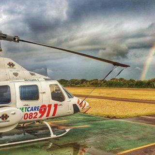 KwaZulu-Natal Helicopter Emergency Medical Services: Netcare 5 a specialised hel… 61959657 2350890804932042 7159529041538580480 n 320x320