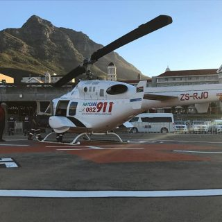 Western Cape Helicopter Emergency Medical Services: Netcare 6 a specialised heli… 62183608 2363363600351429 5805123998236803072 n 320x320