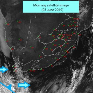 Good morning. A cold front is approaching the south-western Cape and will make l… 62258381 1029878120548844 3685820528314023936 o 320x320