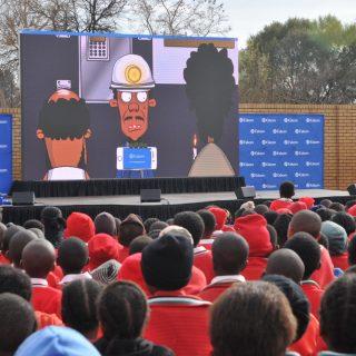 Eskom regularly runs public safety programmes in schools and communities around … 64204503 2877289475631111 5029223579095400448 o 320x320