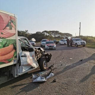Morning Sun Blamed For Collision: Verulam – KZN  Two people were injured after t… 64309073 2530139150337997 5219419192117166080 o 320x320