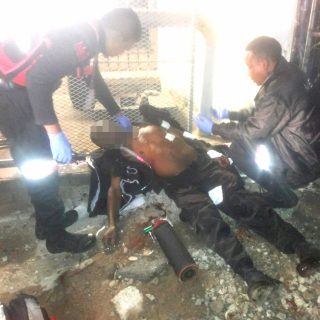 Man Killed For Air Rifle: Verulam – KZN  A private security officer was killed a… 64428989 2541936929158219 6798833453182746624 o 320x320