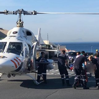 Western Cape Helicopter Emergency Medical Services: Images of Netcare 6 on scene… 64488653 2372511842769938 3089236832026624000 n 320x320