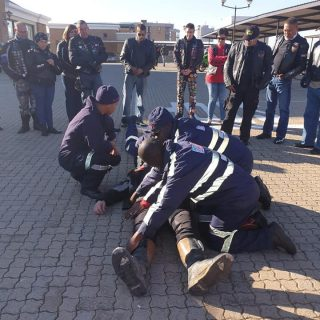 Free State: Netcare 911 joined the motorcycle community in Bloemfontein for a bl… 64532628 2365535586800897 7157803761765711872 n 320x320