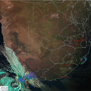 Late afternoon sat image (21 June 2019). What a beautiful defined cold front wit… 64611068 1042339475969375 3559900823158784000 n 320x320