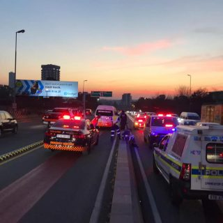 Gauteng: At 16H40 Wednesday late afternoon Netcare 911 responded to reports of p… 64977128 2374255132595609 15591482903756800 n 320x320