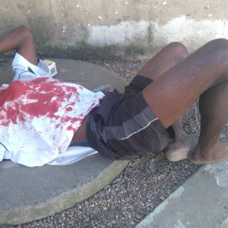 Man Stabbed & Robbed Of Shoes: Phoenix – KZN  A 35 year old man year old man was… 65396095 2568229053195673 3865543821362200576 o 320x320