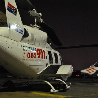 Gauteng Helicopter Emergency Medical Services: Netcare 3 a specialised helicopte… 65520093 2386515054702950 5370313608112635904 o 320x320