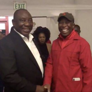 RAMAPHOSA AGREES WITH MALEMA ON EXPROPRIATION WITHOUT COMPENSATION:  In his repl… 65743831 645914185927640 5328967757545340928 n 320x320