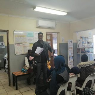 Eskom conducting a winter electricity safety campaign in Zandspruit Clinic.  Avo… 65927544 2903573079669417 1354241057155448832 n 320x320
