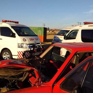 [BOHLOKONG] – Head-on collision leaves four injured. – ER24 BOHLOKONG     Head on collision leaves four injured 320x320