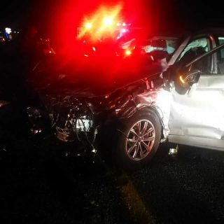 [KROONSTAD] – Two cars collide leaving five injured. – ER24 KROONSTAD     Two cars collide leaving five injured 320x320