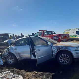 [VANDERBIJLPARK] Single vehicle rollover – driver seriously injured – ER24 WhatsApp Image 2019 06 22 at 10