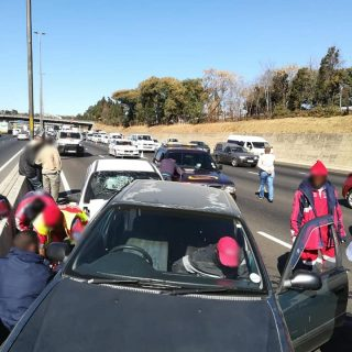 Gauteng: At 10H25 Saturday morning Netcare 911 responded to reports of a collisi… 62240536 2429180170436438 7687652243322961920 n 320x320