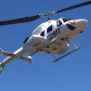 Netcare 5 a specialised helicopter ambulance has been activated for a trauma cas… 65740818 2398231920197930 7662008715880431616 o 320x320