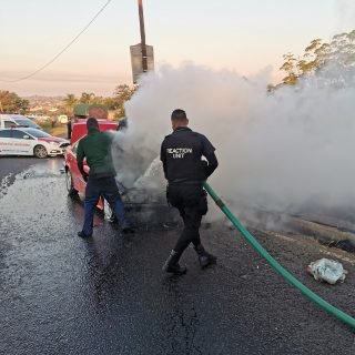 Vehicle Catches Alight During Test Drive: Mountview – KZN  A BMW burst into flam… 65891862 2576077439077501 8209248112724672512 o 320x320