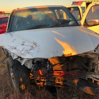 Gauteng: At 06H37 Sunday morning Netcare 911 responded to reports of a collision… 65965424 2405579919463130 2846669087877103616 n 320x320