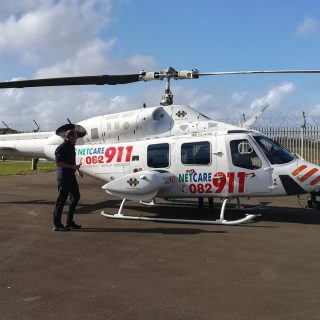Netcare 2 a specialised helicopter ambulance has been activated for an inter-hos… 66034825 2402043519816770 8022279802553630720 o 320x320