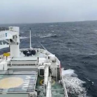 S.A. Agulhas II  #SCALExperiment #WinterCruise2019   .  After almost 8 days at s… 66271681 855366454844965 4341594143865176064 n 320x320