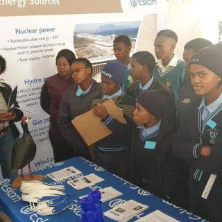 Lejweleputswa District held a Career Expo in Bothaville. Guardians from #EskomFr… 66608104 2932688710091187 4500712936901181440 n 320x320